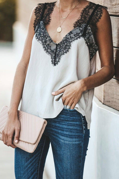 Laced In Love Cami
