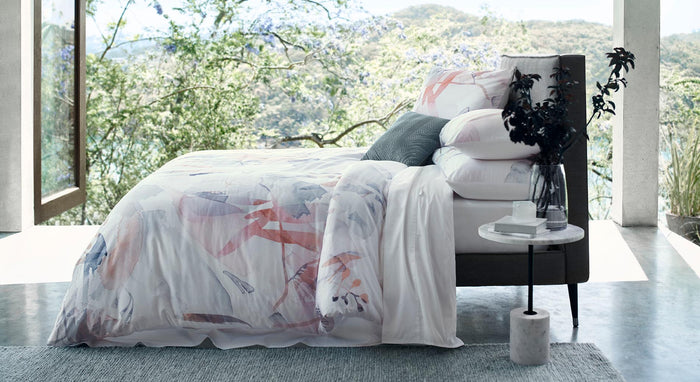 Introducing Sheridan Dellafore Bed Collection