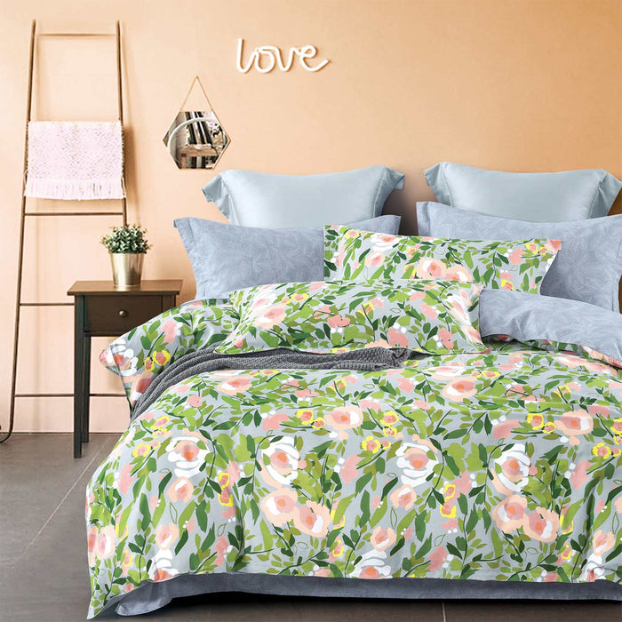 Ruby Multi Quilt Cover Set by Ardor