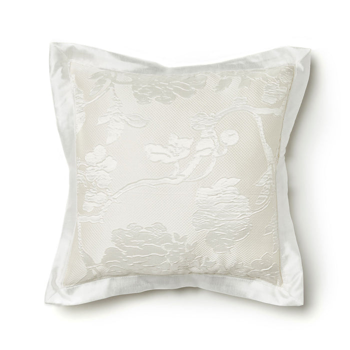 Catalina Cushion Pearl By Logan and Mason Platinum