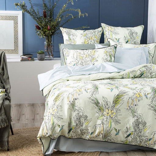 Botanica Quilt Cover Set by Renee Taylor