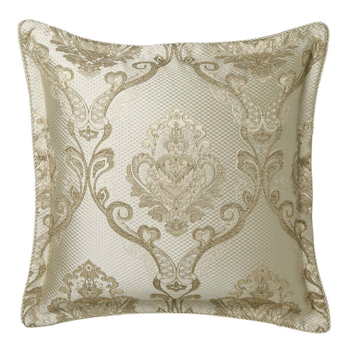 Castille Gold European Pillowcase 65 x 65 cm
