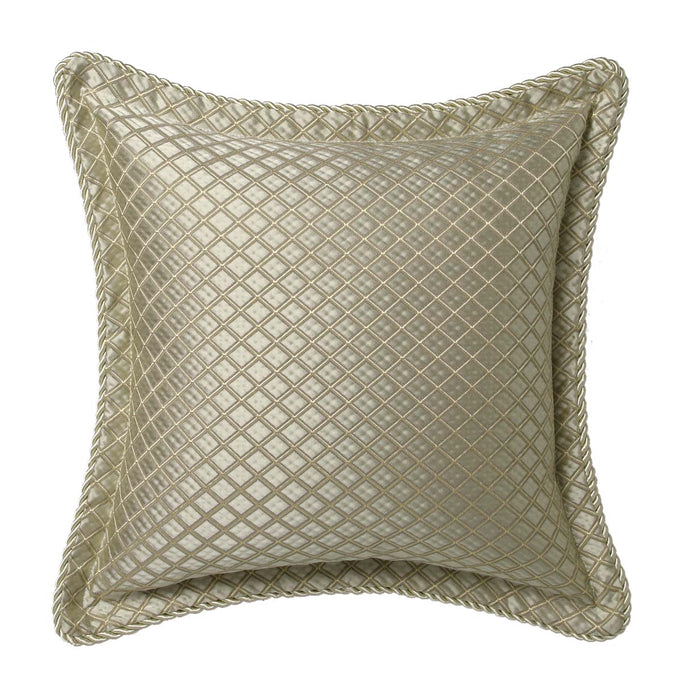 Castille Gold Square Cushion 41 x 41 cm