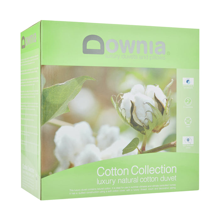 Cotton Collection Quilt by Downia