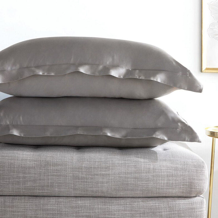 Lanham Single Tailored Silk Pillowcase by Sheridan