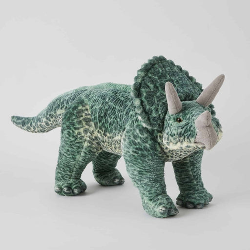Large Standing Dino Triceratops by Jiggle & Giggle