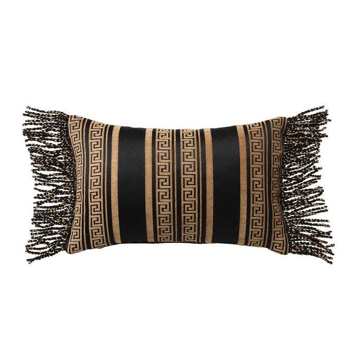 Massimo Black Decorator Cushion