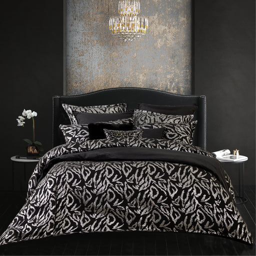 Nico Sterling Quilt Cover Set By Davinci