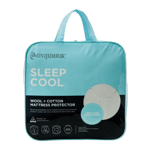 Sleep Cool Mattress Protector by MiniJumbuk