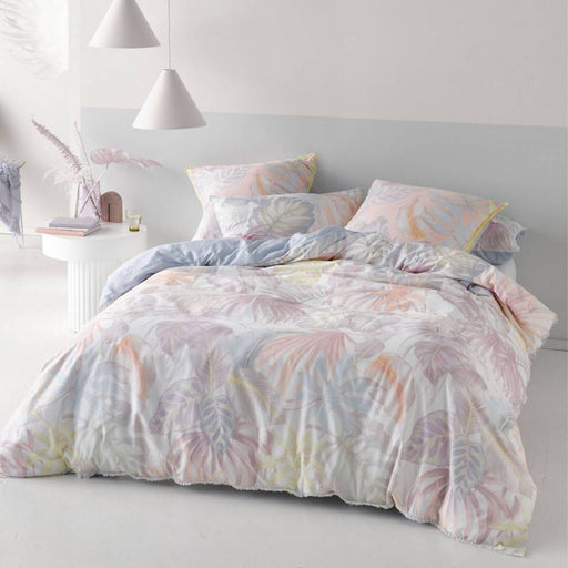 Utopia Sky Quilt Cover Set by Linen House