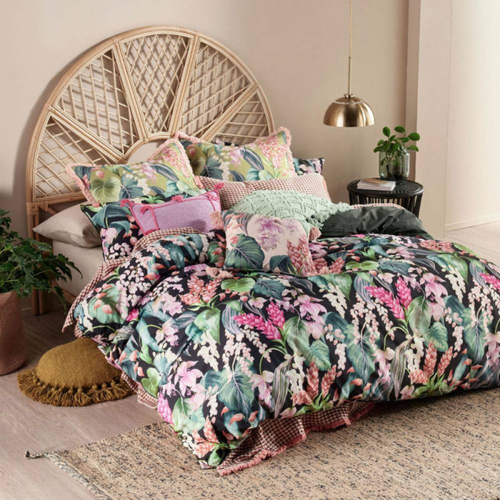 Jonie Multi Quilt Cover Set by Linen House