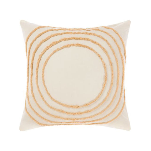Ojai Sugar European Pillowcase by Linen House
