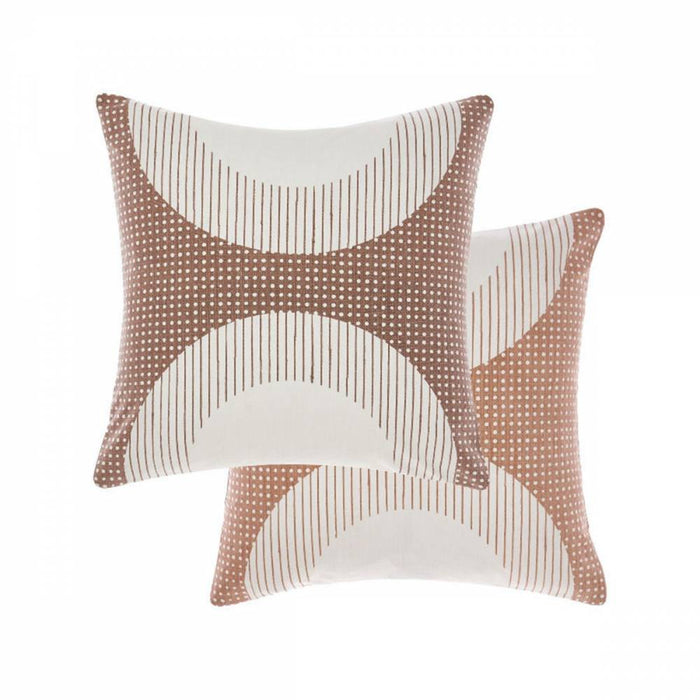 Solar Stillwater Cushion 48 x 48cm by Linen House