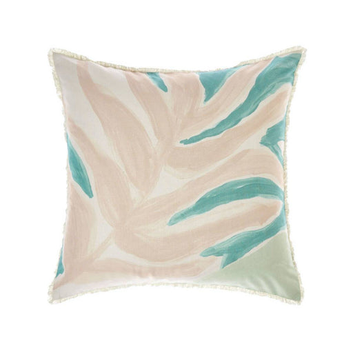 Terrarium Green European Pillowcase by Linen House