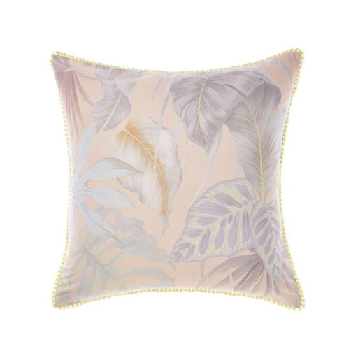 Utopia Lilac European Pillowcase by Linen House