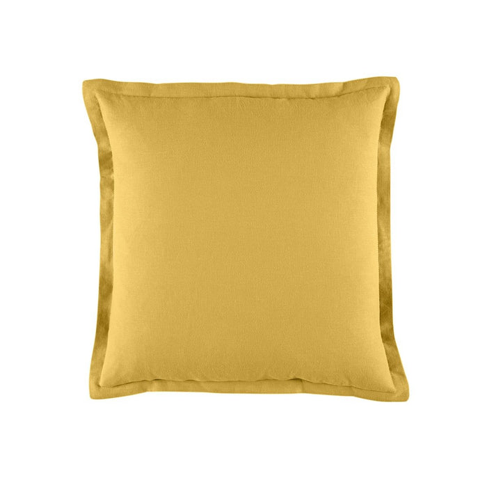 Wellington Gold Square Cushion