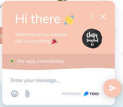 Chat Window