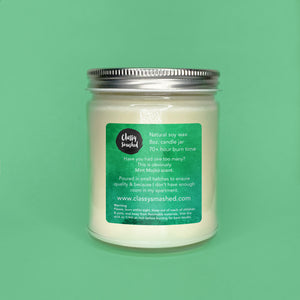 Britney Spearmint || Mint Mojito 8oz Jar