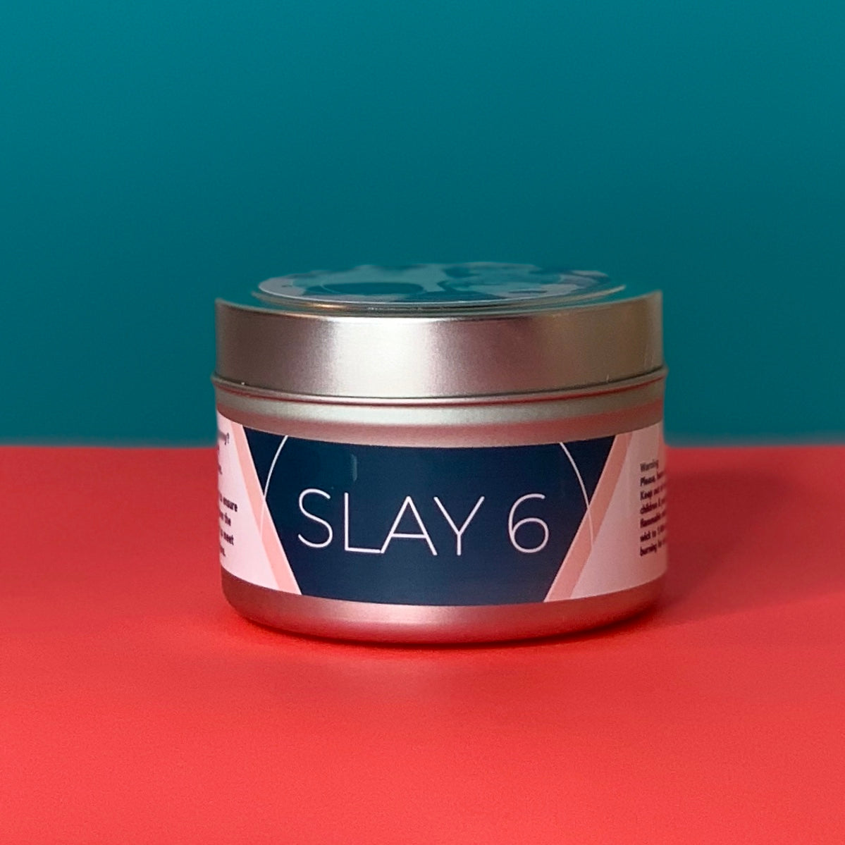 Day6 Kpop Candle / Hazelnut Coffee / Slay 6