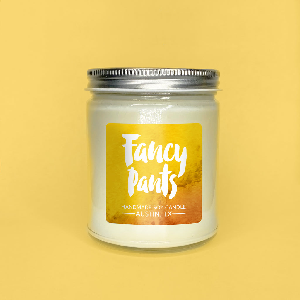 Fancy Pants || Brandied Pear 8oz Jar