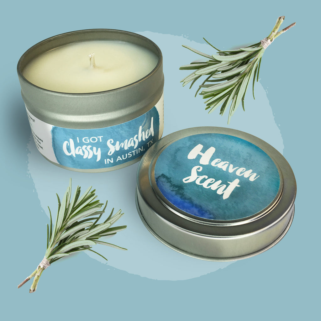 Heaven Scent || Rosemary Sage 4oz Tin
