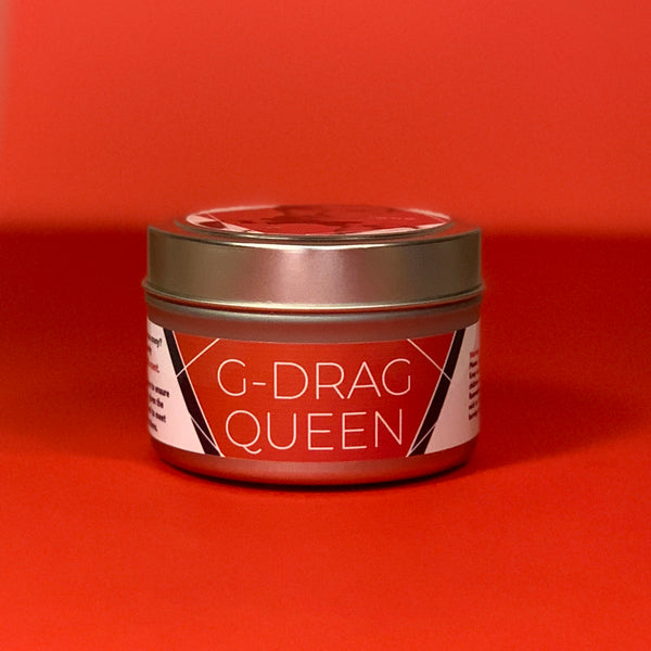 G-Dragon Kpop Candle / Dragon's Blood / G-DragQueen