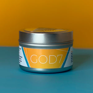 Got7 Kpop Candle / Brandied Pear / GOD7