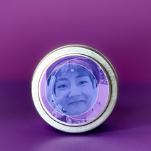 Load image into Gallery viewer, BTS V Kpop Candle / Lavender / TaeTae