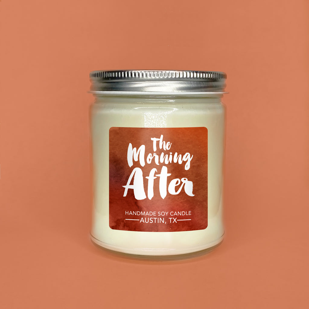 The Morning After || Hazelnut Coffee 8oz Jar