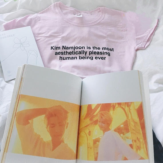 Aesthetically Pleasing Kim Namjoon T-Shirt