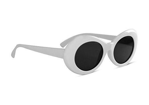 """Kurt"" Oval Frame Sunglasses"
