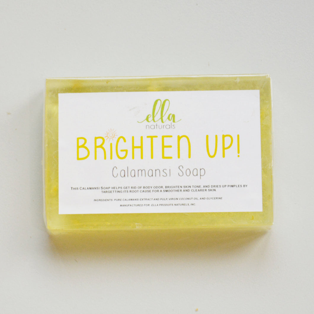 Ella Naturals Brighten Up! Calamansi Soap