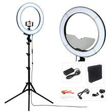 Dimmable Photography Ring Light Lamp & Tripod Stand