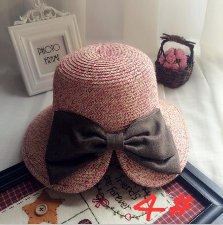 """The Esther""  Bow Hat"