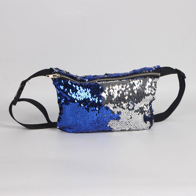 Mermaid Sequins Messenger Bag