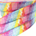 LuLaRoe Unicorn Print Hair Ties