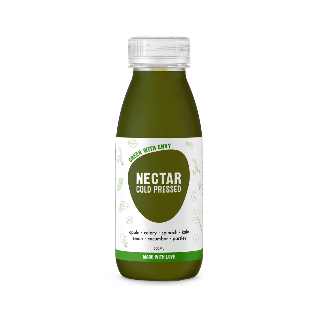 Nectar Cold Pressed Juice Green with Envy