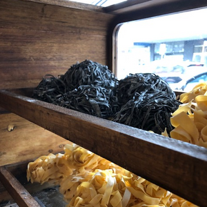 PASTA - House made Squid Ink pasta