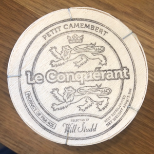 CHEESE - Le Conquerant  Petit Camembert
