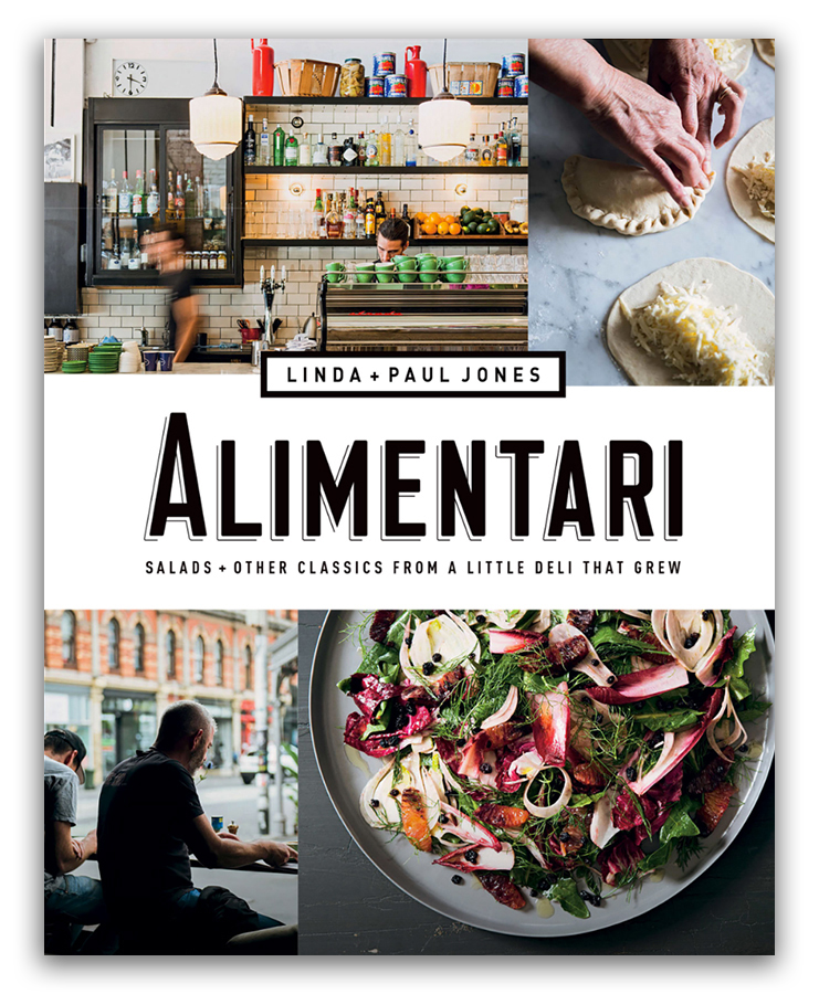 Alimentari Cookbook