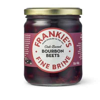CONDIMENTS & PICKLES - Frankies Bourbon Beets