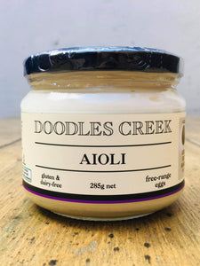 CONDIMENTS, PICKLES - Doodles Creek Aioli