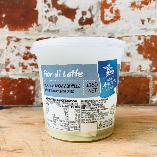 CHEESE - That's Amore - Fior de Latte