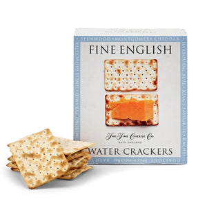 CRACKERS - The Fine Cheese Co - Fine English - water crackers