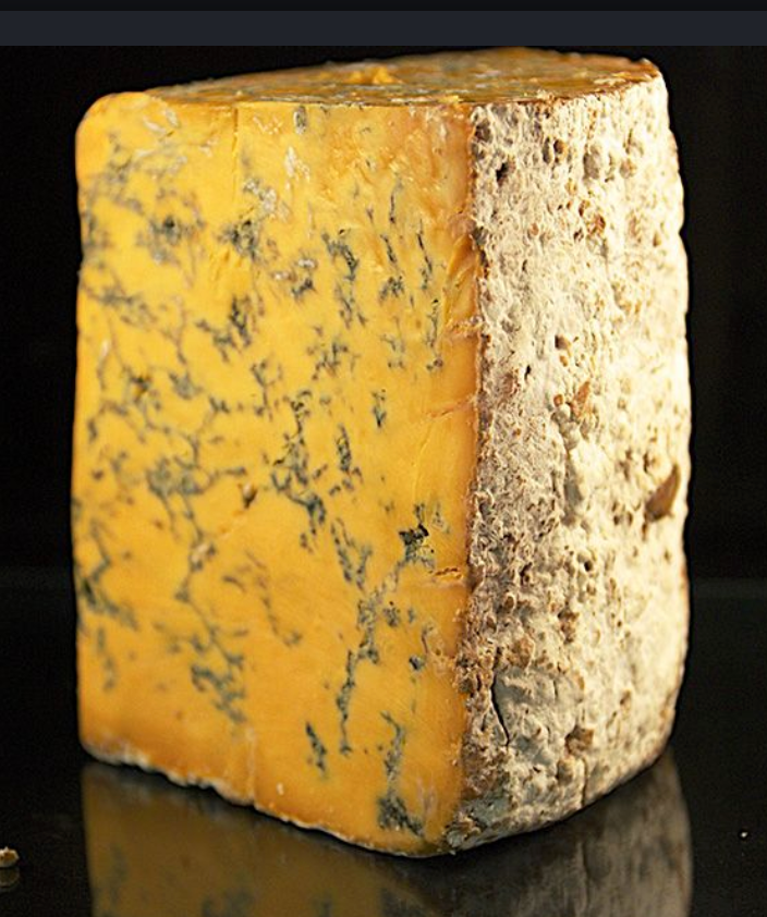 CHEESE - Colton Basett Shropshire blue