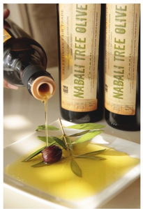 OLIVE OIL - Nabali Tree Olive Oil - organic cold pressed EVO