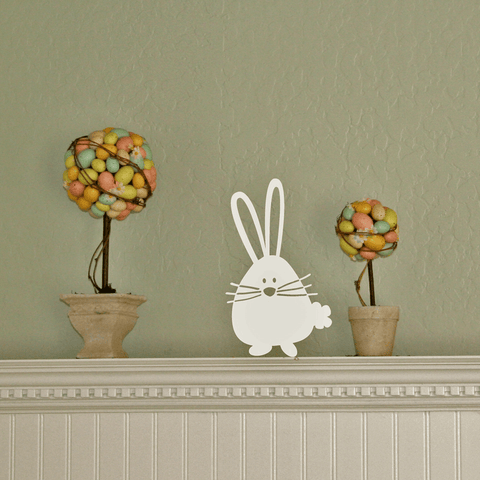 Bunny Vinyl Wall Decal