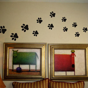 Paw Prints - Set of 12 Paw Prints!