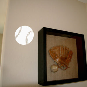 Baseball Vinyl Wall Decall