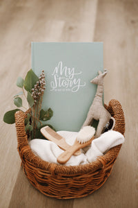My Story ~ A Baby Keepsake Journal